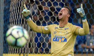 Fábio, do Cruzeiro