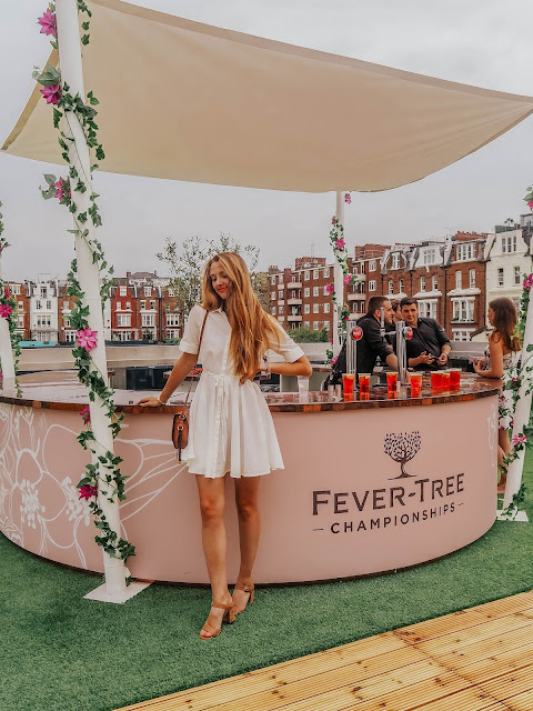Keith Prowse Fever-Tree Championships Rooftop Garden 2019