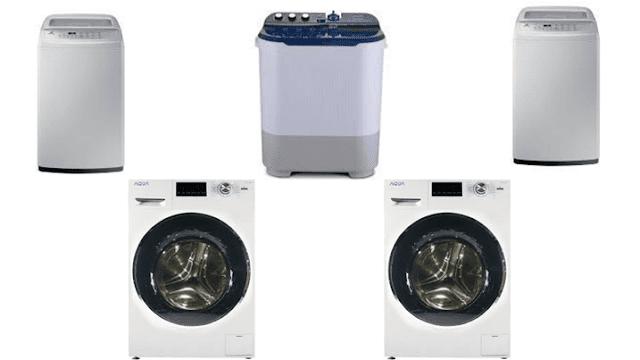 Pilih Mesin Cuci 1 Tabung atau 2 Tabung