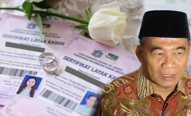 Soal Sertifikasi Pernikahan, Negara Diminta Tak Ikut Campur Urusan Privat