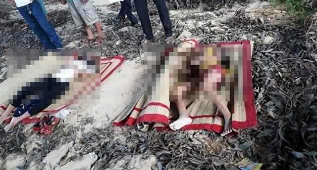 Quảng Ngãi Thêm 01 vụ đuối nước 2 học sinh tử vong