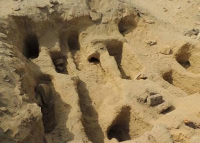 La necropoli di Fag el-Gamous