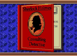 Aventura gráfica Sherlock Holmes Consulting Detective