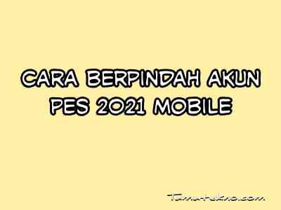 Gambar data transfer PES mobile