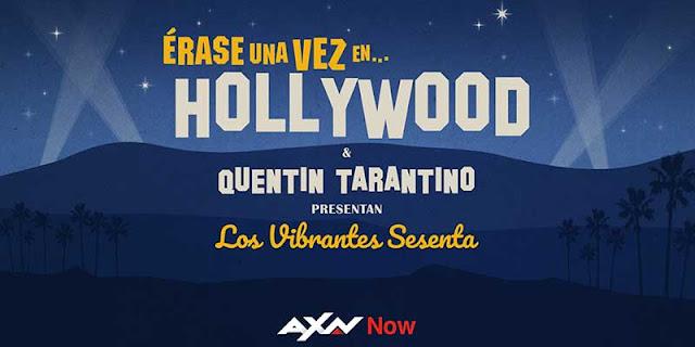 'Los Vibrantes Sesenta' de AXN NOW