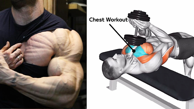 The strongest 5 Exercises to Build Chest Muscle Growth