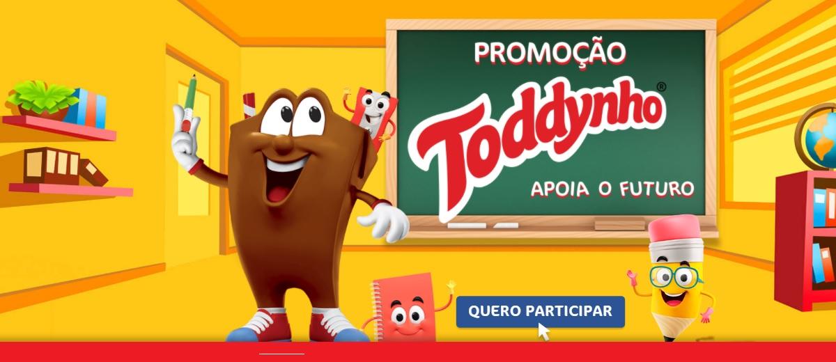 Promoção Toddynho 2021 Apoia o Futuro Prêmios na Hora e 200 Mil Educação Filho