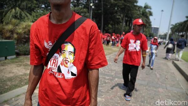 Relawan Jokowi Tak Kenal JokPro 2024: Wacana Presiden 3 Periode Bahaya!
