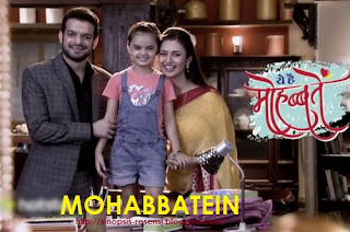Sinopsis Film Mohabbatein, Serial India di ANTV