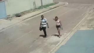 Homem mata mulher a pauladas e afirma que não se lembra
