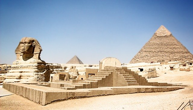Egypt Pyramids - Amazing Facts