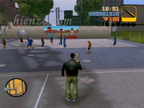 GTA 3 Liberty City PC Gameplay