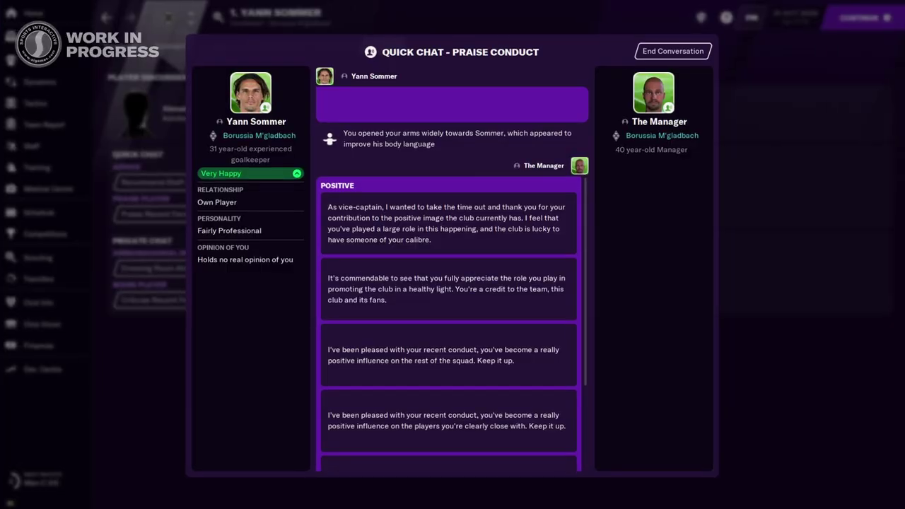 Football Manager 2021 | New Features | Quick Chats| FM21