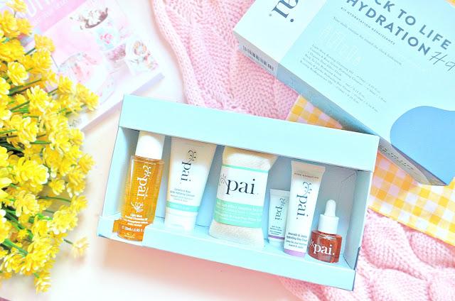 Pai Skincare Hydration hit kit