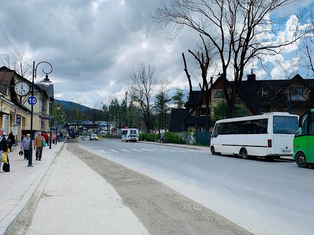 Zakopane Main Bus Station