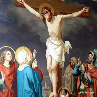 Catholic Daily Reading + Reflection, 15 September, 2021
