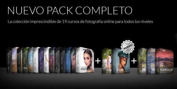 Avatar del usuario o portada del posts de Pack Completo La colección de cursos de fotografía online má