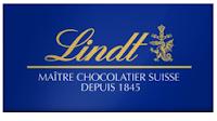 Logo Concorso Lindt: vinci 100 tavolette di cioccolato