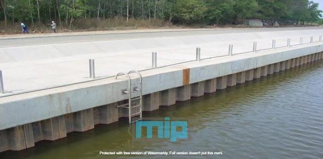 harga sheet pile beton Bonang Demak