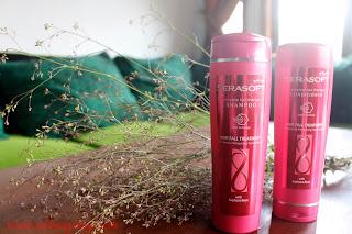 shampoo-dan-conditioner-serasoft-membantu mengurangi-kerontokan