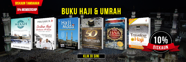 Buku haji dan umrah