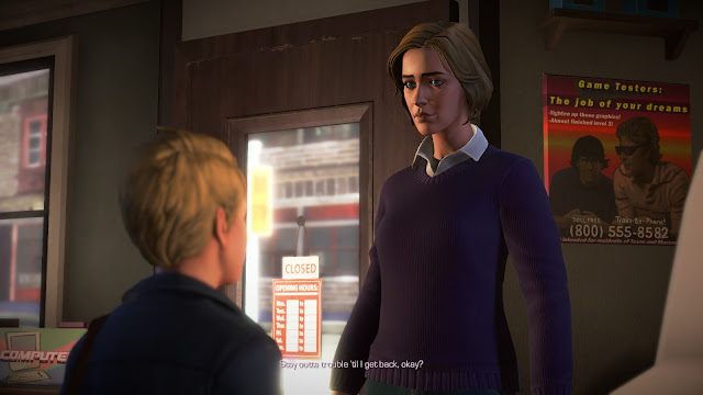 Screenshot from Guardians of the Galaxy: The Telltale Series