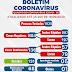 Ponto Novo não registra casos confirmados de Covid-19 nas últimas 24h; confira Boletim Epidemiológico deste sábado (19)