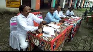 शोषित वैश्य,अतिपिछड़ा समाज संघ की हुई बैठक   #NayaSaberaNetwork