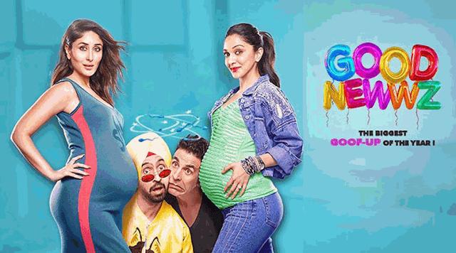 Good Newz (गुड न्यूज़) फिल्म की कहानी | स्टोरी इन हिंदी | Hindi Story