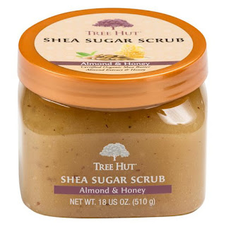 Tree Hut Almond Honey Shea Sugar Scrub