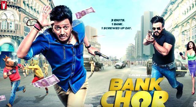 Bank Chor (2017) Full movie in Hindi 700mb Free Download