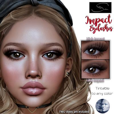 (Genus) Impact Eyelashes @ Stellar