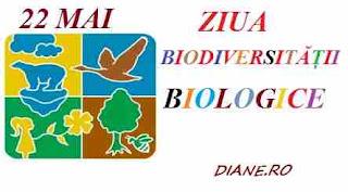 Ziua internațională a biodiversității biologice 22 mai
