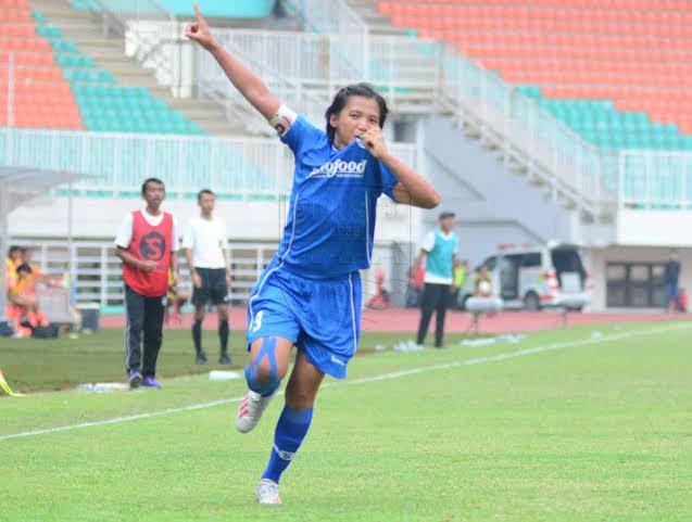Kapten Persib Putri Een Sumarni  bersyukur bisa cetak sejarah Liga 1 Putri