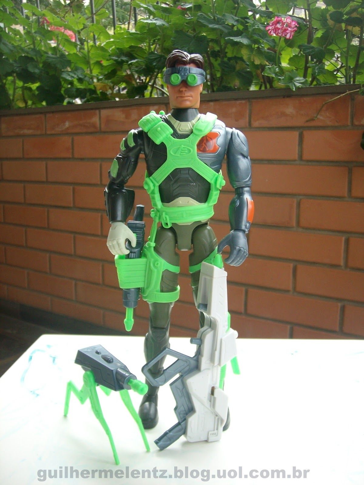 Max Steel Fanáticos: Max Steel Robot Secreto