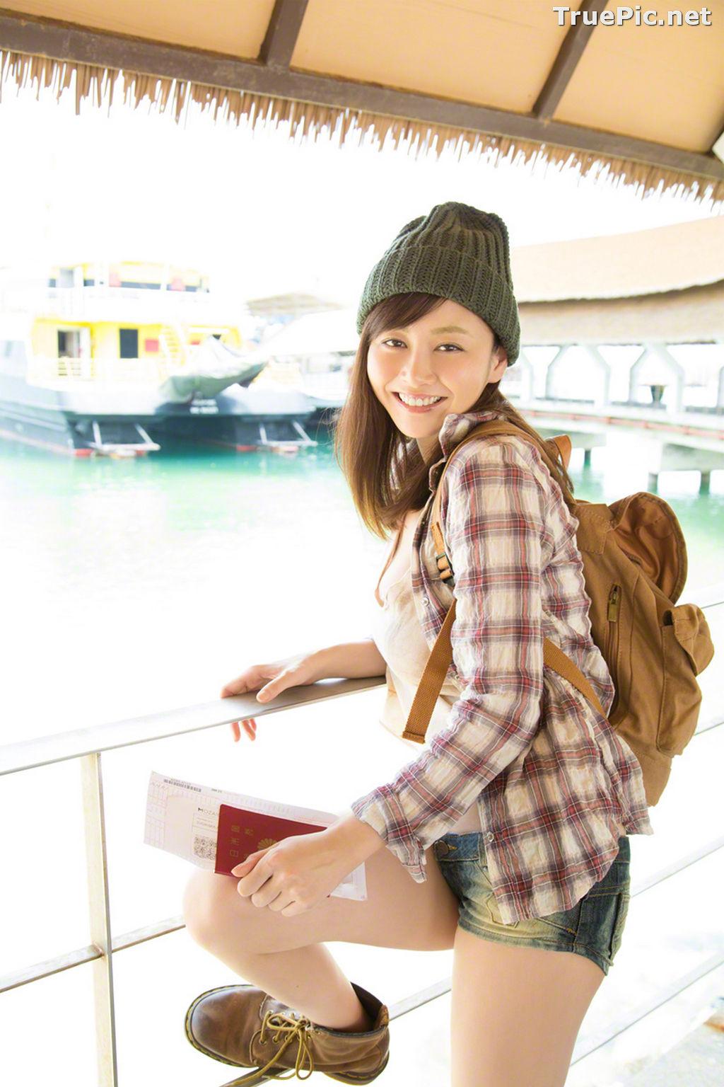 Image Wanibooks No.128 - Japanese Gravure Idol - Anri Sugihara - TruePic.net - Picture-2