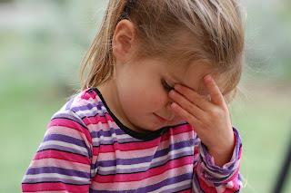 علاج الصداع عند الأطفال