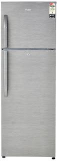 Haier 335 L 3 Frost Free Double Door Refrigerator