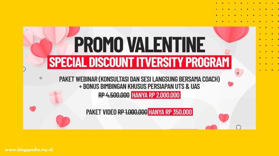 promo valentine kursus coding jakarta