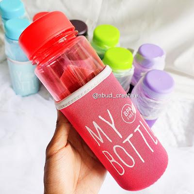 Souvenir Mojokerto - My Bottle