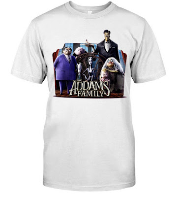 The Addams Family T Shirts Hoodie Sweatshirt Sweater Tank Tops