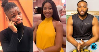 BBNaija2020 Latest | Erica's Fans Attack Laycon's Fans For Asking For Their Votes To Save Laycon.