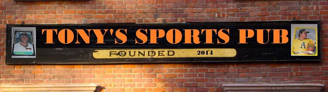 Tony's Sports Pub