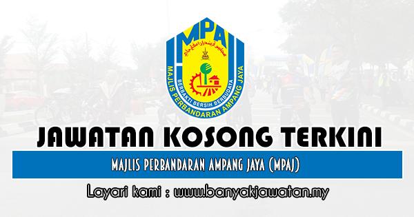 Jawatan Kosong 2019 di Majlis Perbandaran Ampang Jaya (MPAJ)