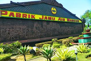 Info Lowongan Kerja Terbaru PT Jamu Air Mancur Solo