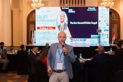 احدث طرق البيع وفنون المبيعات 2021 مؤتمر مصر