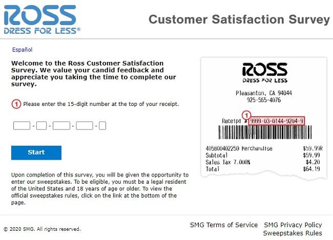 rosslistens.com survey