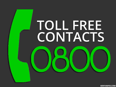 toll free contacts
