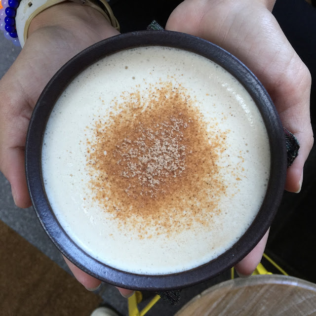 Sydney Cafe Cre Asion - House Made Chai Latte