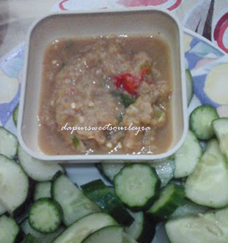 Resepi Sos Thai Dipping Yang Simple Tapi Sedap Baq Hang!